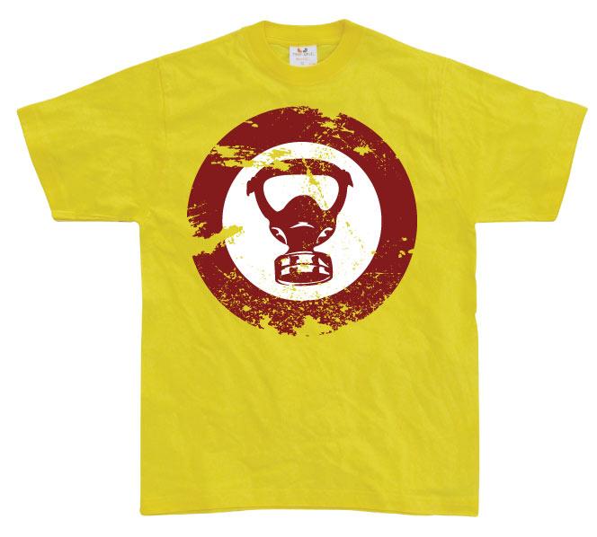 Gas Mask Icon Grunge