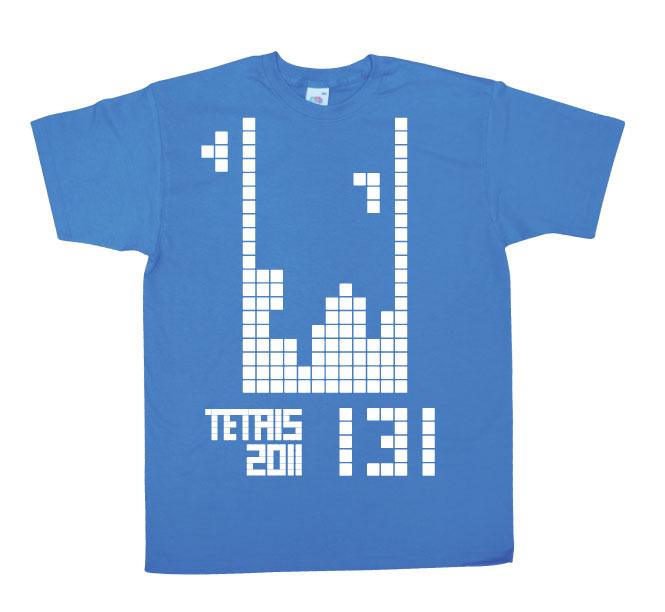 TETRIS 2011 T-Shirt