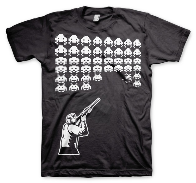 Hunting Invaders T-Shirt