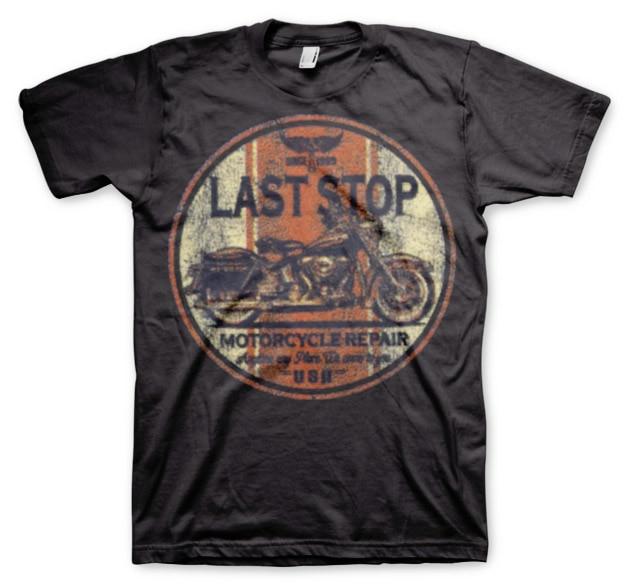 Last Stop Motorcycle Repair