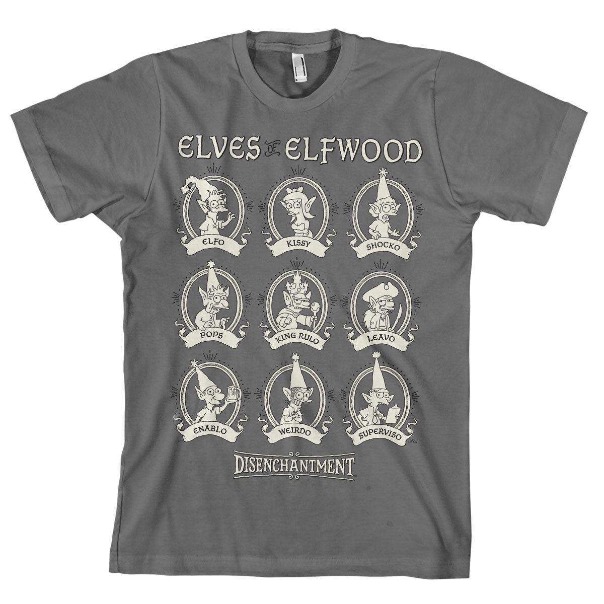 Elves Of Elfwood T-Shirt