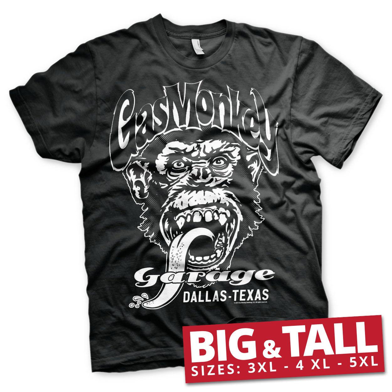 Gas Monkey Garage - Dallas, Texas T-Shirt