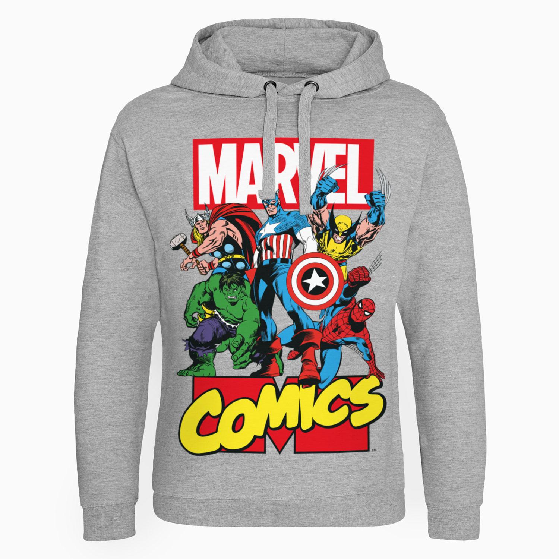 Marvel Comics Heroes Epic Hoodie