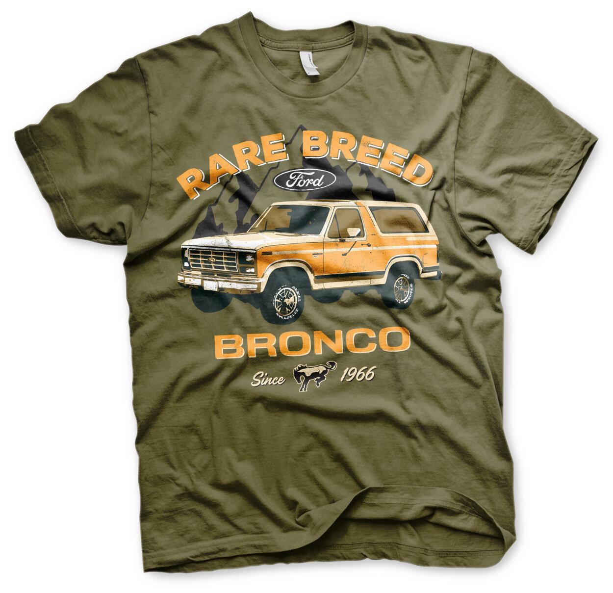 Ford Bronco - Rare Breed T-Shirt