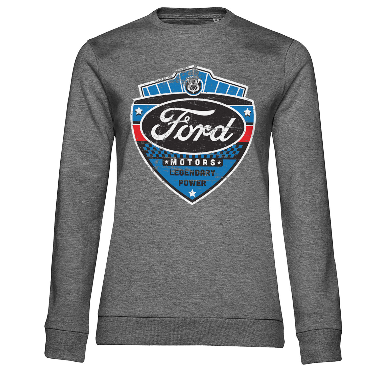 Ford - Legendary Power Girly Sweatshirt