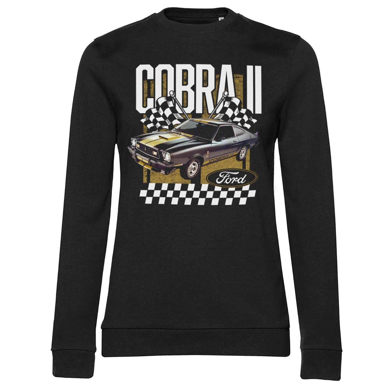 Ford Cobra II Girly Sweatshirt