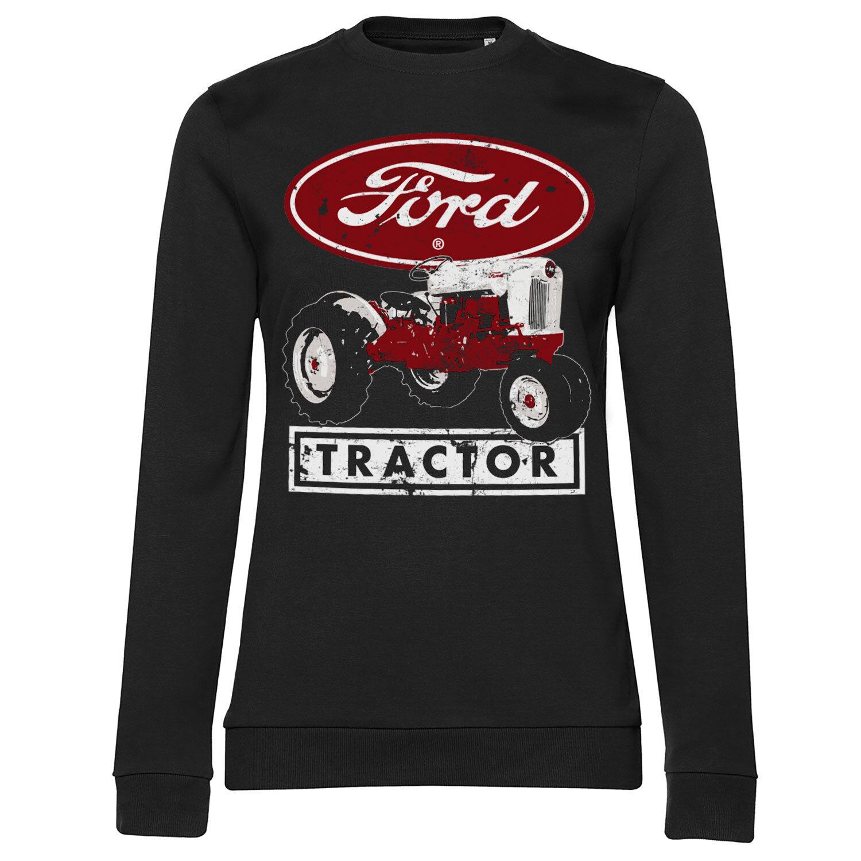 Ford Tractor Girly Sweatshirt