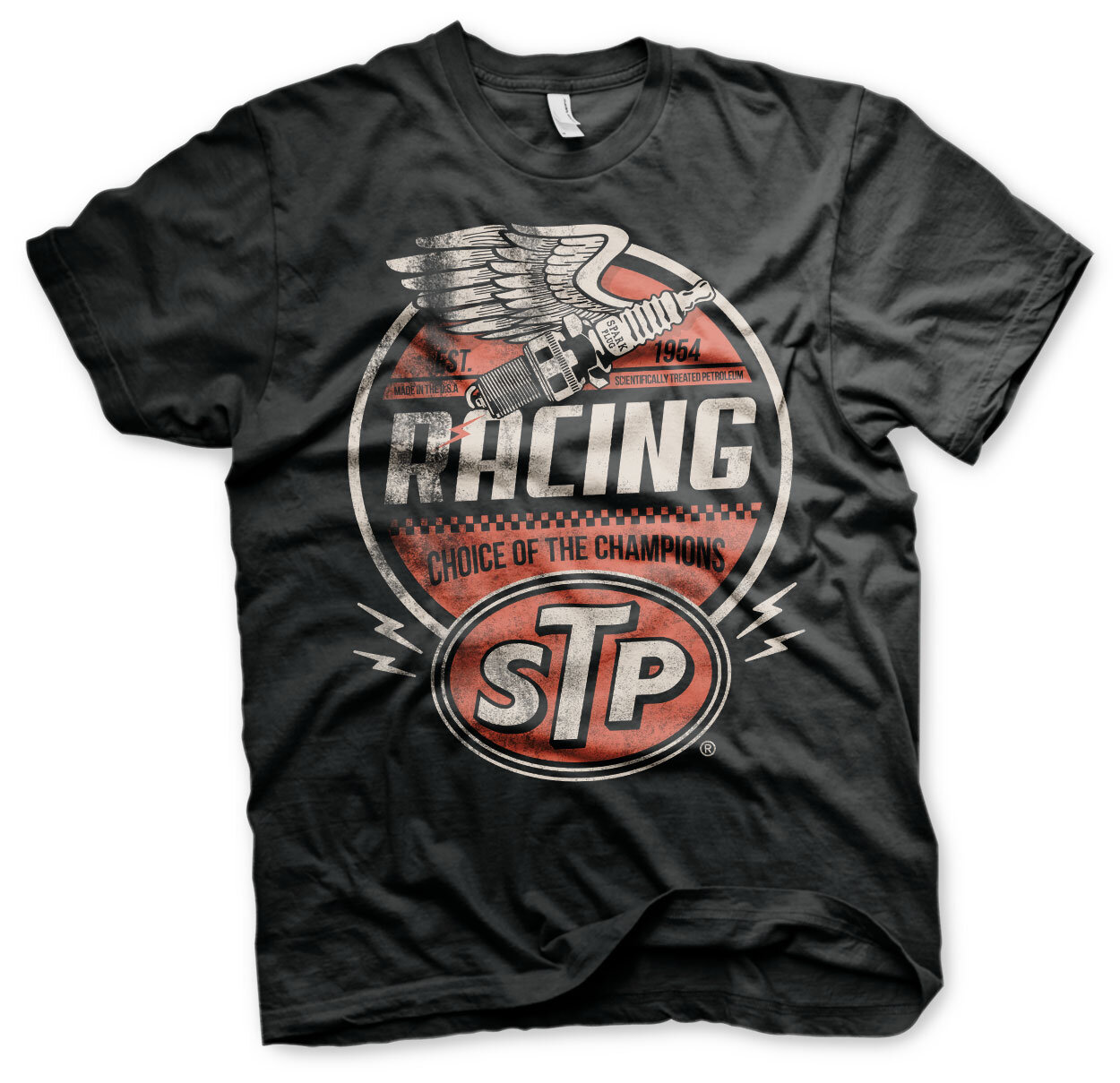 STP Vintage Racing T-Shirt
