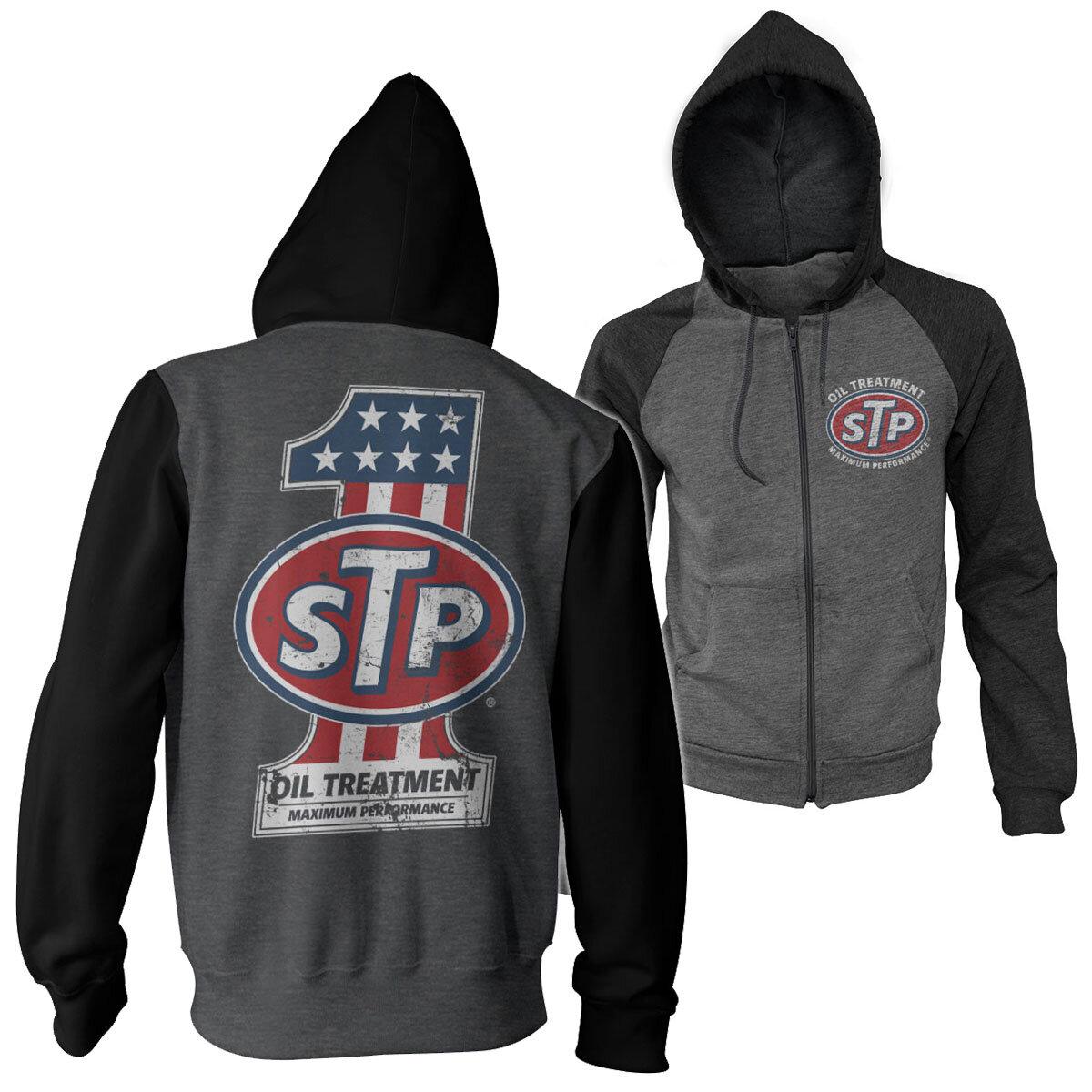 STP American No. 1 Varsity Zipped Hoodie