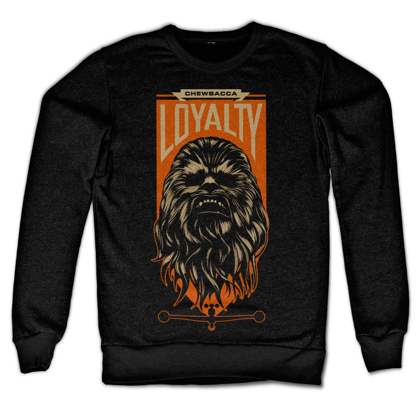 Chewbacca Loyalty Sweatshirt