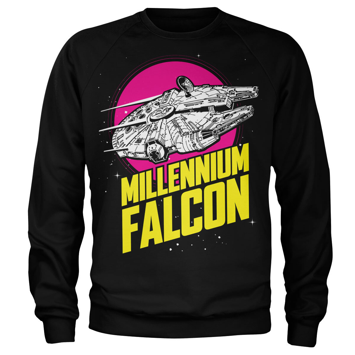 Millennium Falcon Retro Sweatshirt