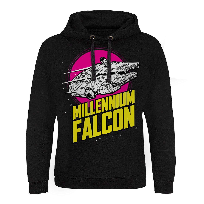 Millennium Falcon Retro Epic Hoodie