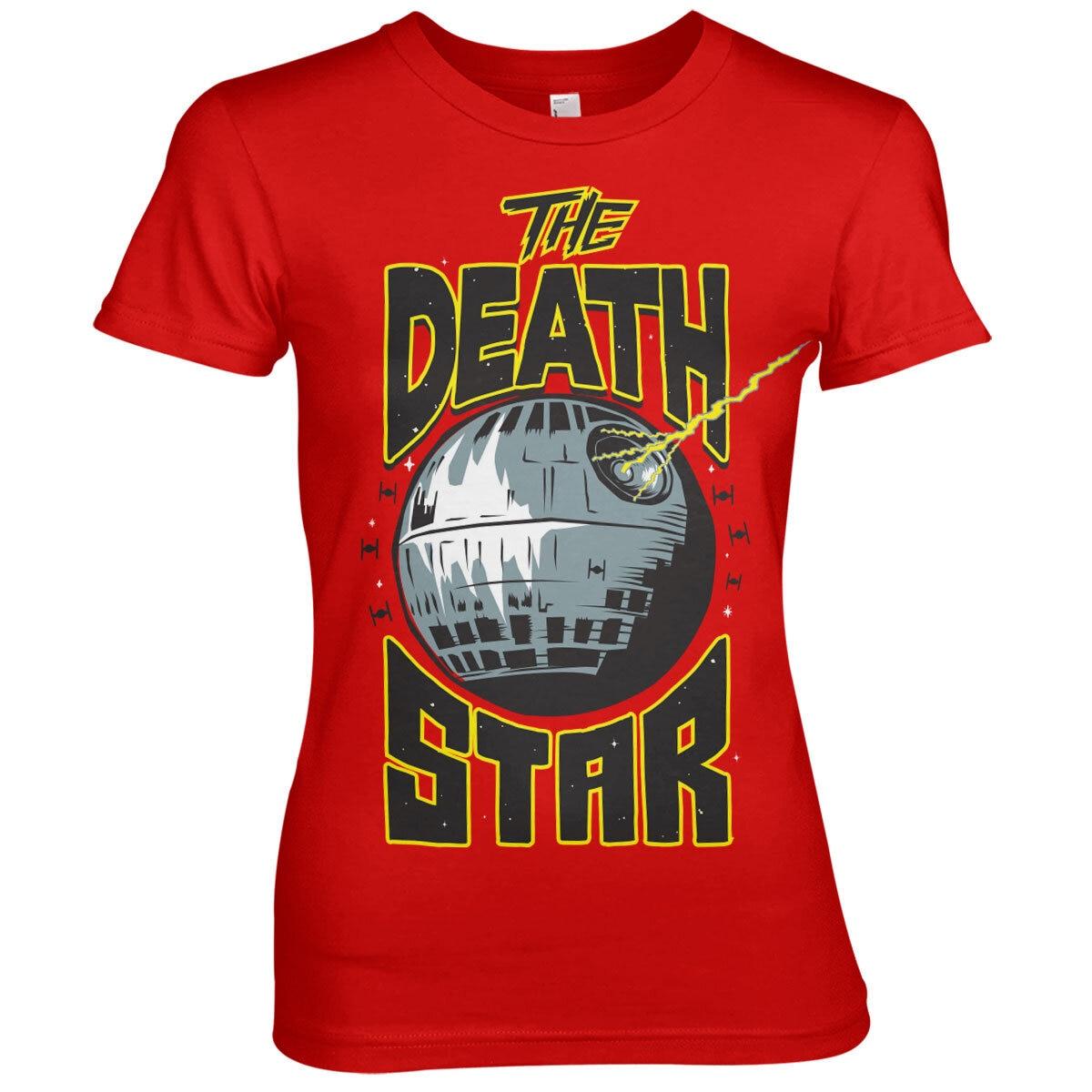 The Death Star Girly Tee