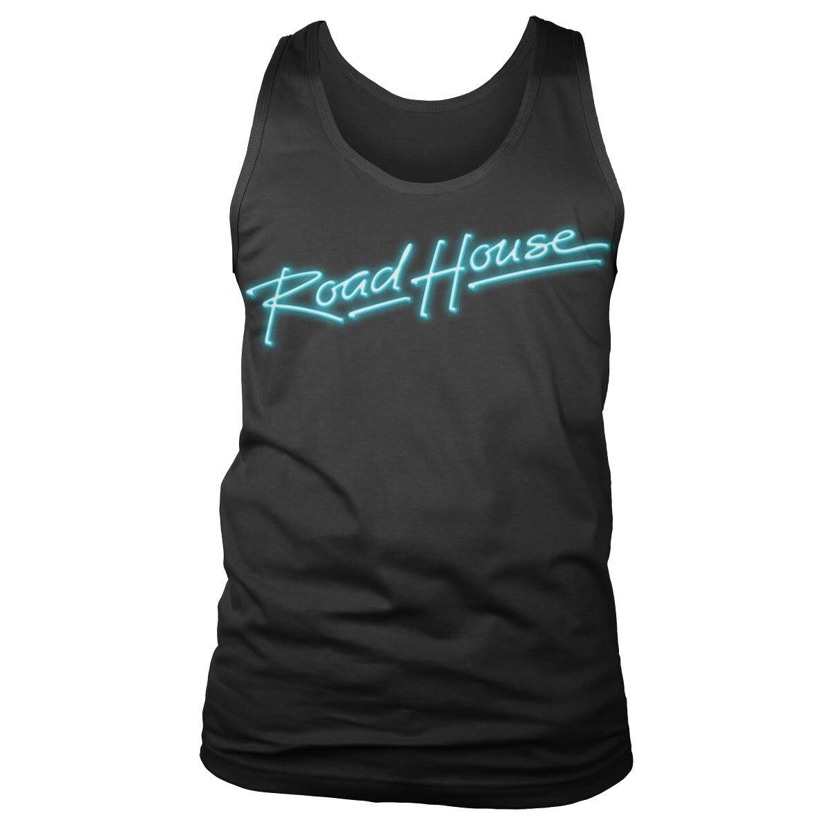 Road House Logo Tank Top