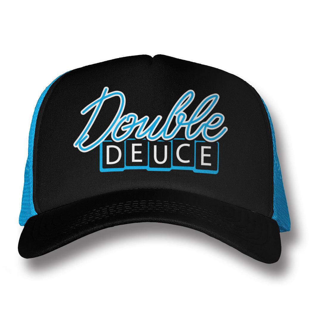 Double Deuce Live Bar Trucker Cap