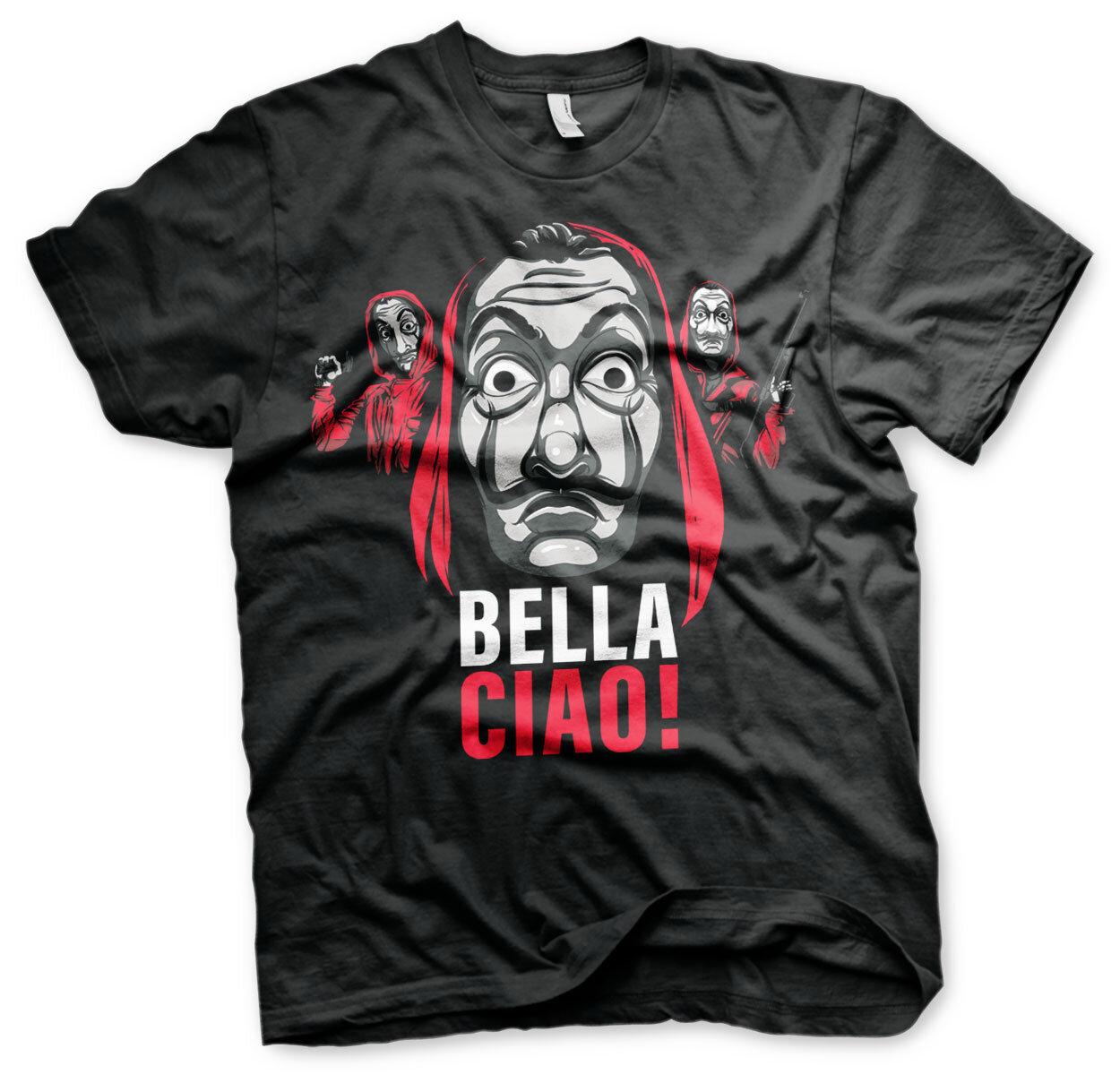 La Casa De Papel - Bella Ciao! T-Shirt