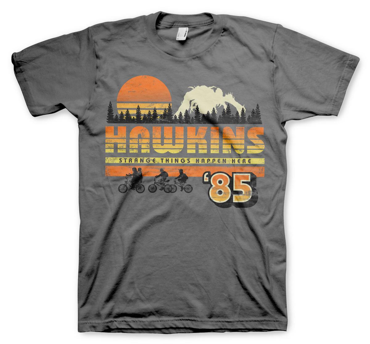 Hawkins '85 Vintage T-Shirt