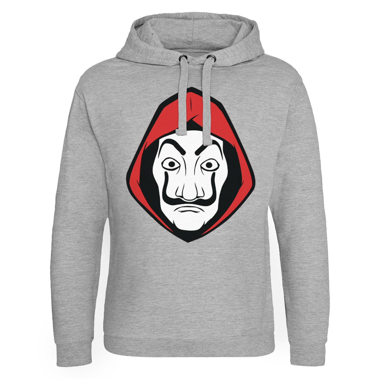 La Casa De Papel Mask Epic Hoodie