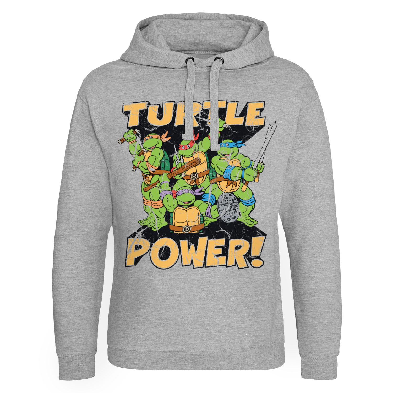 TMNT - Turtle Power! Epic Hoodie