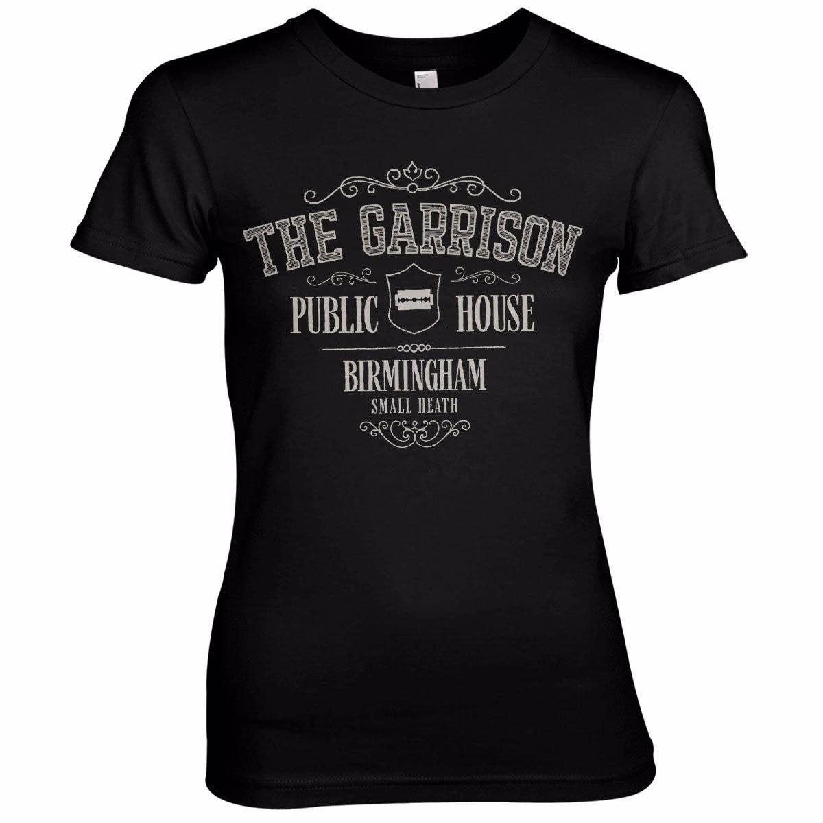 The Garrison Public House Girly Tee