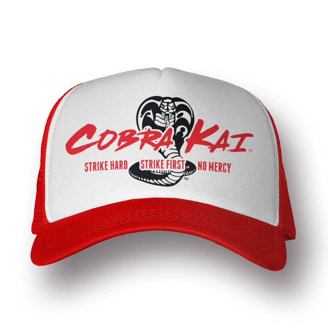 Cobra Kai Trucker Cap