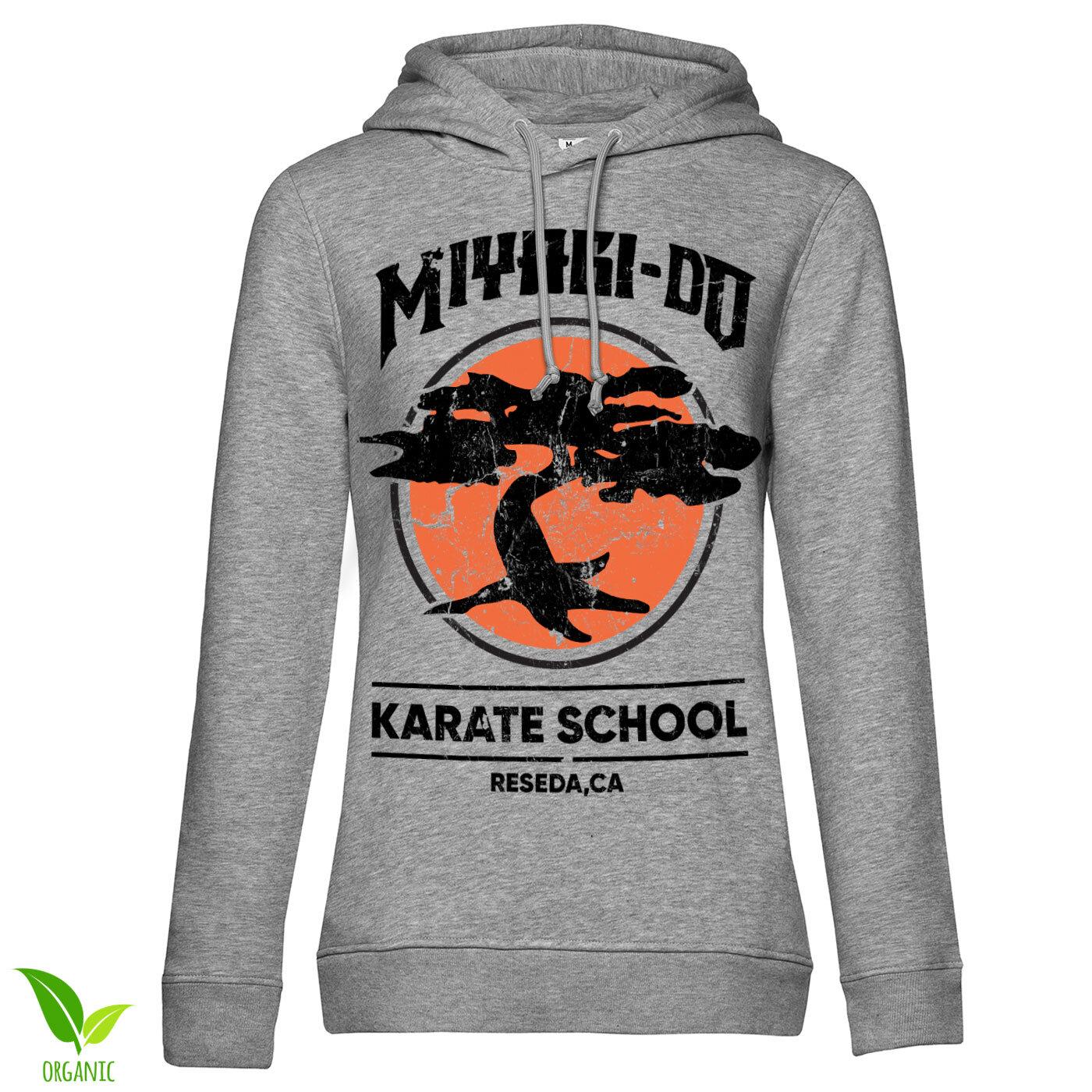 Miyagi-Do Karate School Girls Hoodie