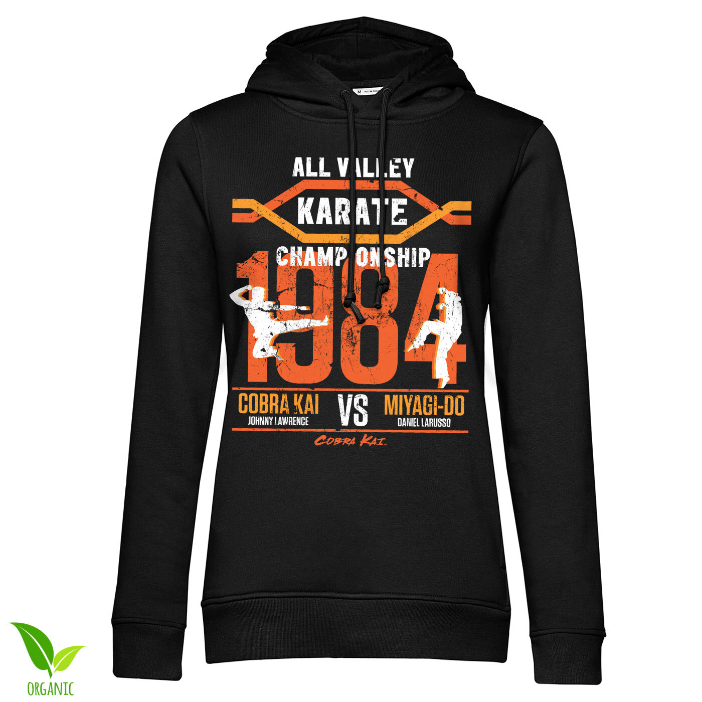 All Valley Karate Championship Girly Hoodie