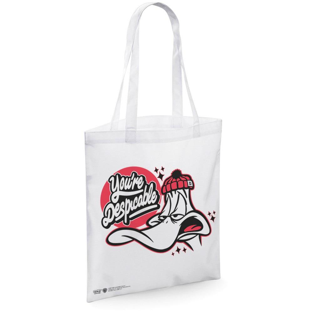 Daffy Duck - You're Desplcable Tote Bag