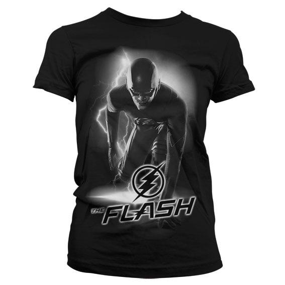 The Flash Ready Girly T-Shirt