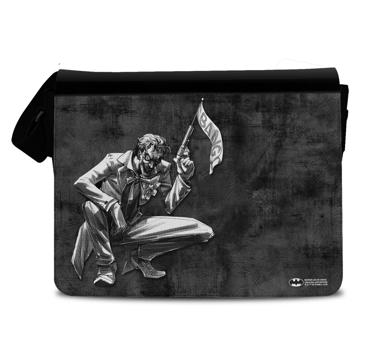 Batman - Joker Bang Messenger Bag