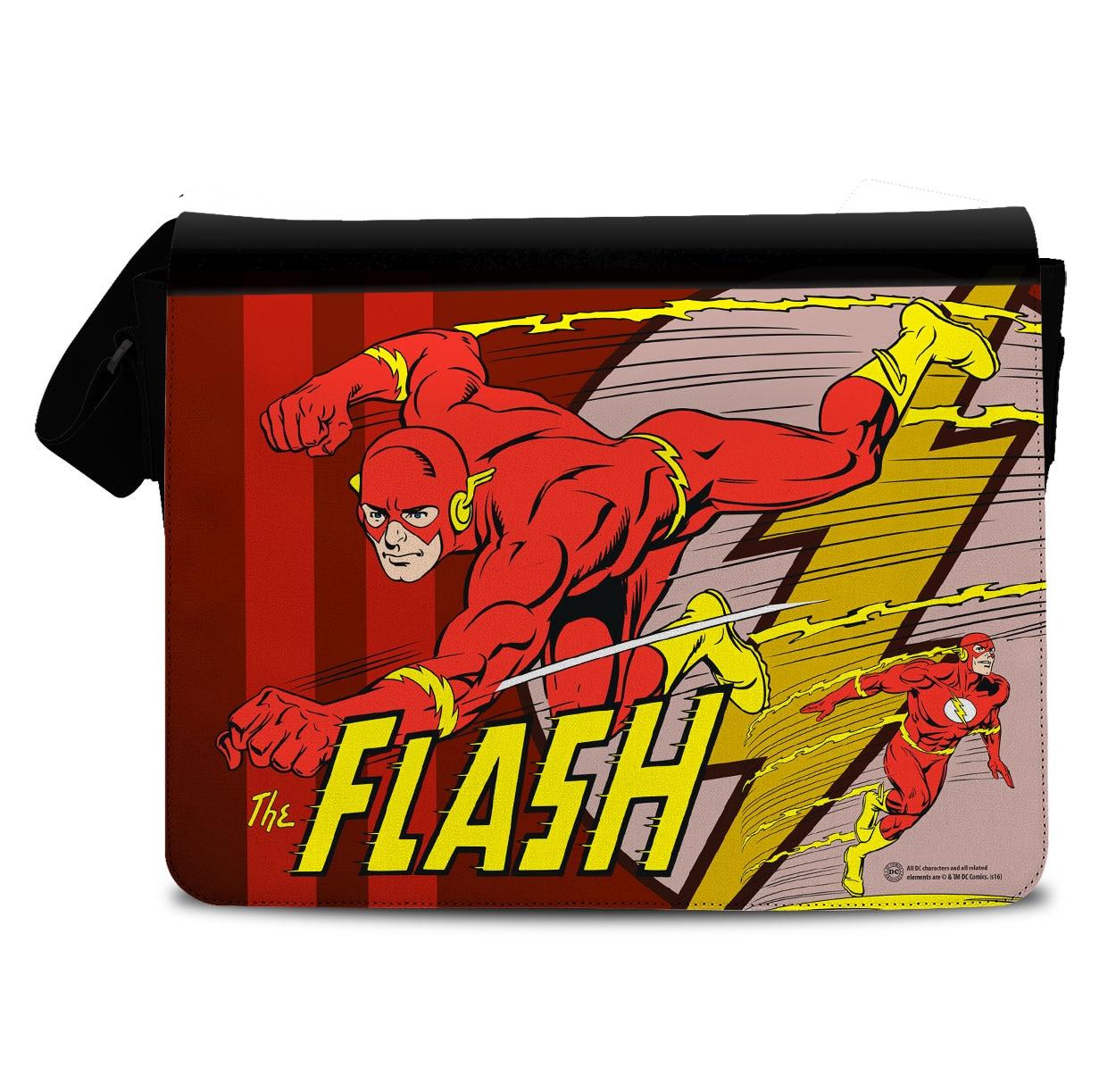 The Flash Messenger Bag
