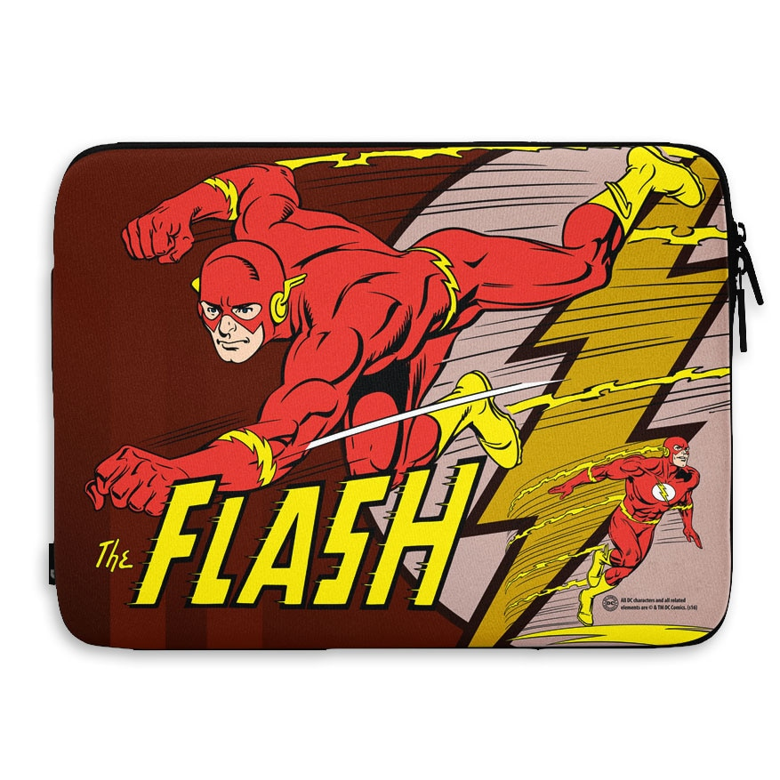 Dc Comics - The Flash Laptop Sleeve
