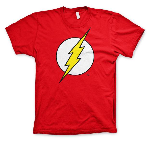 The Flash Emblem T-Shirt