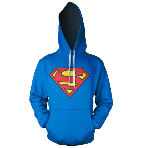 Superman Shield Hoodie