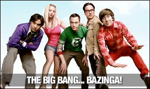 Girls Big Bang Theory