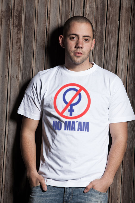 NO MAAM